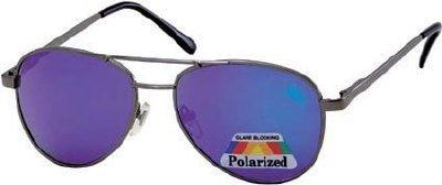 Rogue Lennon Polarized Mirrored Sunglasses