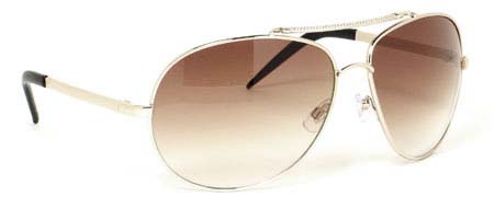 Lenny Kravitz Style Oversized Aviator Sunglasses