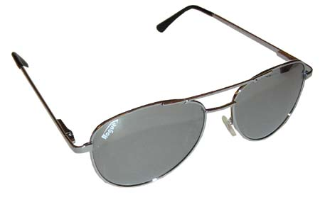 Rogue Trooper II Polarized Mirrored Aviator Sunglasses (Police)