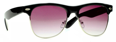 Ray-Ban Clubmaster Style Sunglasses