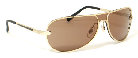 Yves Saint Laurent YSL 2205/S Style Aviator Sunglasses