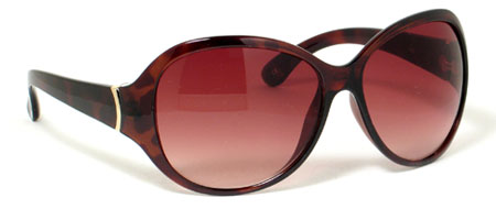 Burn Notice Fiona Glenanne Womens Sunglasses