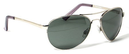 Jack Bauer 24 1.1mm Polarized Sunglasses; Kiefer Sutherland