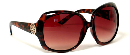 Gucci Womens Large Frame Sunglasses
