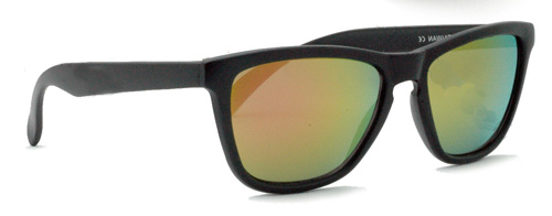 Ray-Ban Style Mirrored Revo Wayfarer Sunglasses