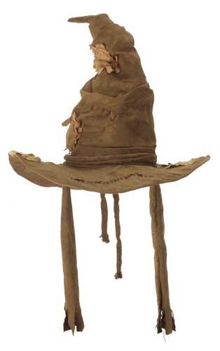 Licensed Harry Potter Movie Sorting Hat