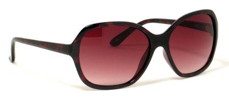 Fendi Womens Large Frame Sunglasses